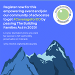 Join the Alliance for Fertility Preservation on February 6th in Denver Colorado - blog post image