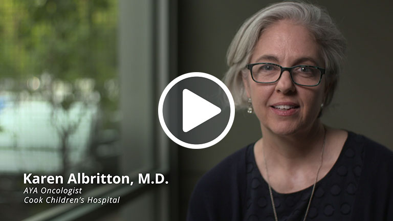 Dr. Karen Albritton Video